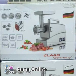 چرخ گوشت CLAAS GERMANY مدل FW 9118